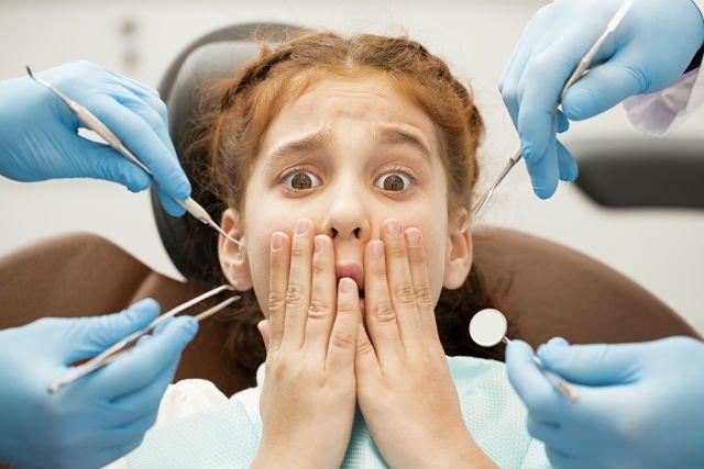 paura del dentista bambini come fare