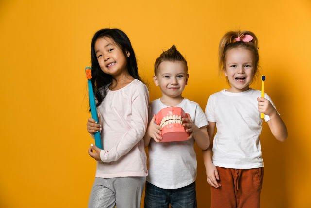 Perché i nostri dentisti creano un ambiente a misura di bambino